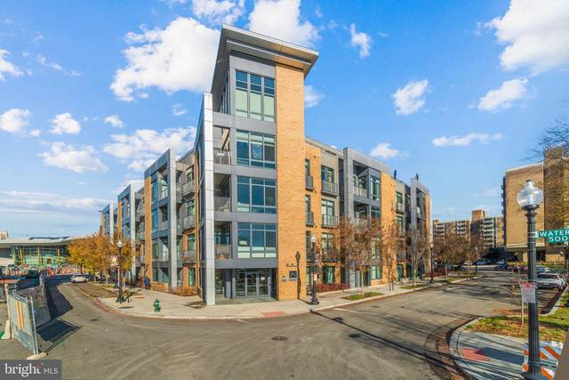 525 Water Street SW #306, WASHINGTON, DC 20024 (#DCDC500292) :: Network Realty Group