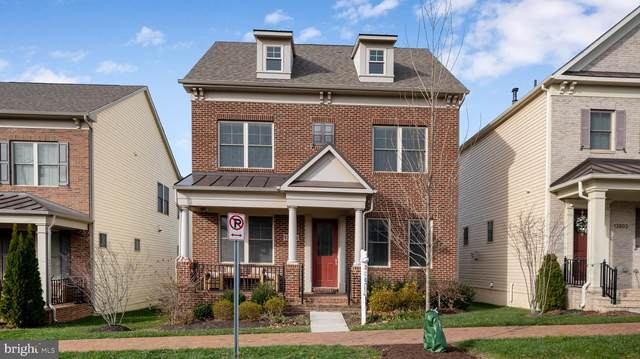13805 Tribute Parkway, CLARKSBURG, MD 20871 (#MDMC737760) :: Network Realty Group