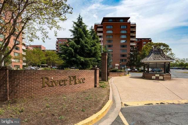 1021 Arlington Boulevard #803, ARLINGTON, VA 22209 (#VAAR173716) :: The Dailey Group