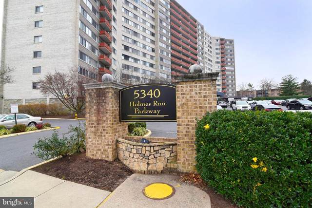 5340 Holmes Run Parkway #704, ALEXANDRIA, VA 22304 (#VAAX254170) :: The MD Home Team