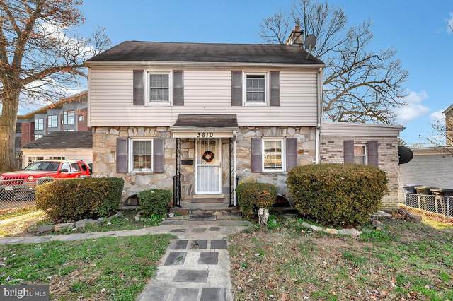 3610 Arlington Boulevard, ARLINGTON, VA 22204 (#VAAR173718) :: The Piano Home Group