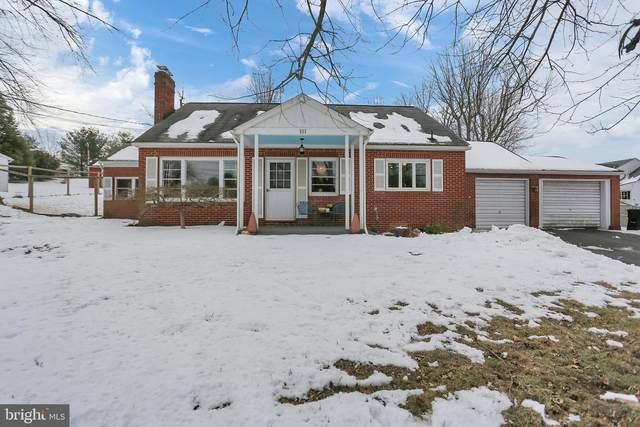 151 Smith Avenue, WESTMINSTER, MD 21157 (#MDCR201536) :: Sunrise Home Sales Team of Mackintosh Inc Realtors