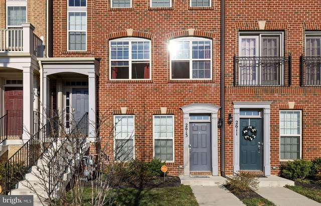 2613 Campus Way N #46, LANHAM, MD 20706 (#MDPG591120) :: Arlington Realty, Inc.