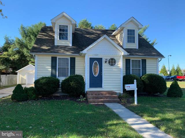 540 N Bradford Street, SEAFORD, DE 19973 (#DESU174498) :: Atlantic Shores Sotheby's International Realty
