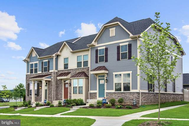 6005 Pecking Stone Street, NEW MARKET, MD 21774 (#MDFR275210) :: The Redux Group