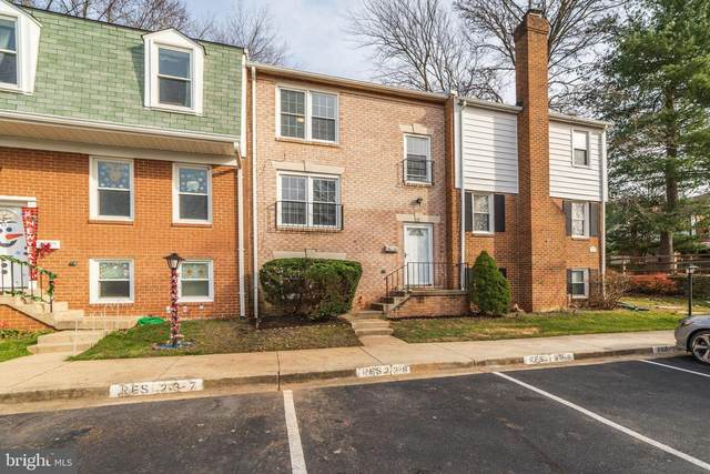 15 Supreme Court 23-8, GAITHERSBURG, MD 20878 (#MDMC737854) :: Network Realty Group