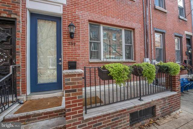 751 S Marvine Street, PHILADELPHIA, PA 19147 (#PAPH970460) :: ExecuHome Realty