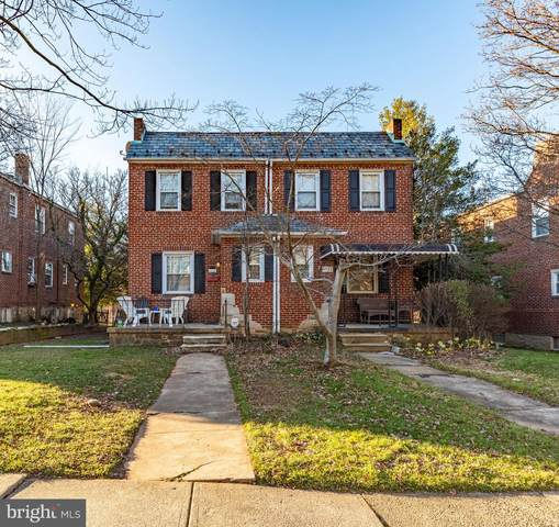 4620 Harcourt Road, BALTIMORE, MD 21214 (#MDBA534106) :: The Sky Group