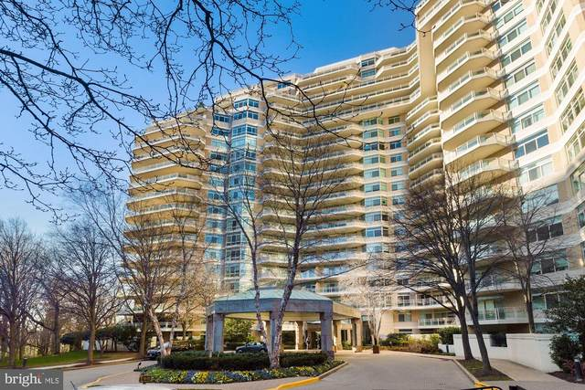 5610 Wisconsin Avenue #1409, CHEVY CHASE, MD 20815 (#MDMC737882) :: Bic DeCaro & Associates
