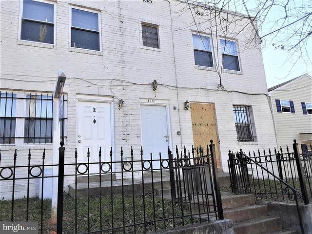 5113 A Street SE, WASHINGTON, DC 20019 (#DCDC500430) :: Bic DeCaro & Associates