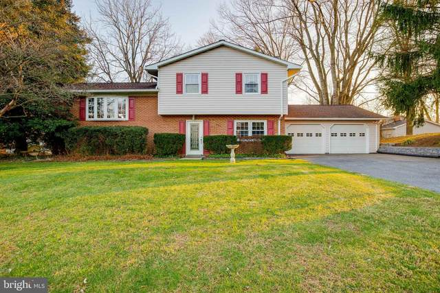 6369 Overbrook Circle, FREDERICK, MD 21702 (#MDFR275244) :: The Piano Home Group