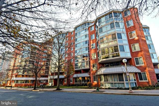 1024 N Utah Street #317, ARLINGTON, VA 22201 (#VAAR173800) :: Jacobs & Co. Real Estate