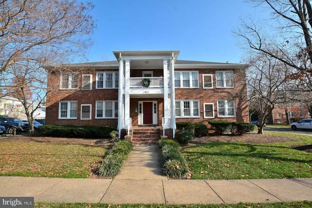1801 Dewitt Avenue E, ALEXANDRIA, VA 22301 (#VAAX254216) :: Network Realty Group