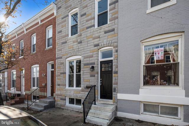 2638 Hampden Avenue, BALTIMORE, MD 21211 (#MDBA534198) :: Bruce & Tanya and Associates