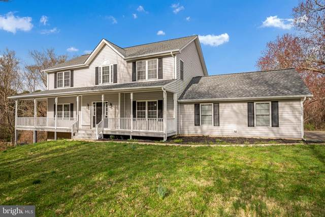 5335 Majesty Lane, SAINT LEONARD, MD 20685 (#MDCA180242) :: Realty One Group Performance