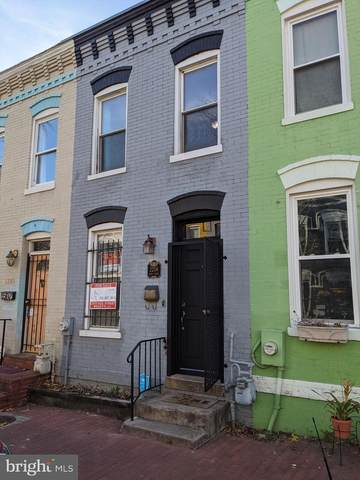 2256 12TH Place NW, WASHINGTON, DC 20009 (#DCDC500536) :: The Putnam Group