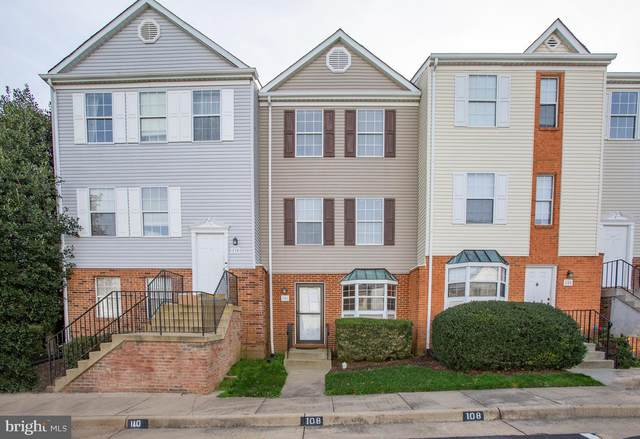 108 Dover Place, STAFFORD, VA 22556 (#VAST227888) :: Jacobs & Co. Real Estate