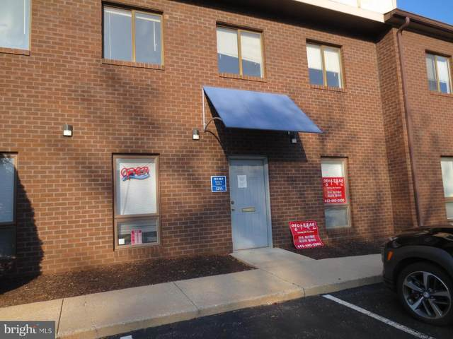 3215 Corporate Court #8, ELLICOTT CITY, MD 21042 (#MDHW288740) :: Network Realty Group
