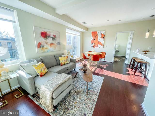329 Rhode Island Avenue NE #203, WASHINGTON, DC 20002 (#DCDC500604) :: Crossman & Co. Real Estate