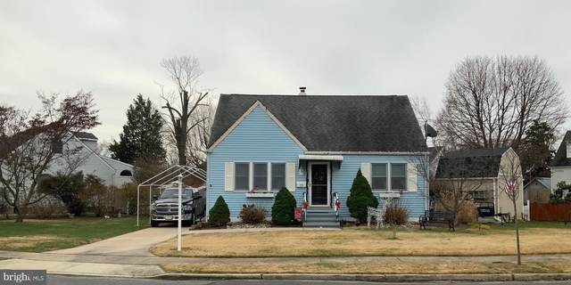 39 Dodge Drive, TRENTON, NJ 08610 (#NJME305864) :: Holloway Real Estate Group