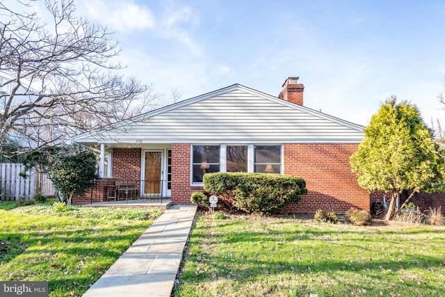 5108 33RD Street NW, WASHINGTON, DC 20008 (#DCDC500654) :: Revol Real Estate