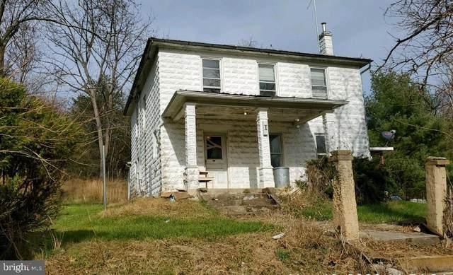 224 Burnt Factory Road, STEPHENSON, VA 22656 (#VAFV161290) :: Pearson Smith Realty