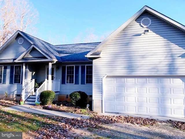 414 Linda Lane, MINERAL, VA 23117 (#VALA122424) :: RE/MAX Cornerstone Realty