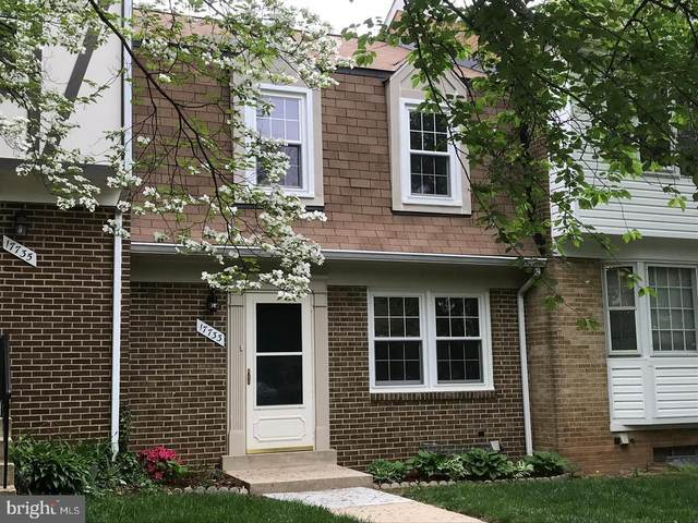 17733 Buehler Road #18, OLNEY, MD 20832 (#MDMC738164) :: Dart Homes