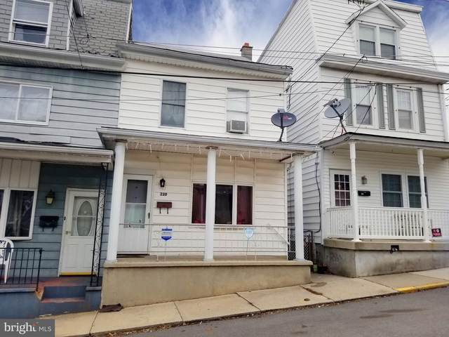 220 Oak Street, MINERSVILLE, PA 17954 (#PASK133710) :: The Craig Hartranft Team, Berkshire Hathaway Homesale Realty