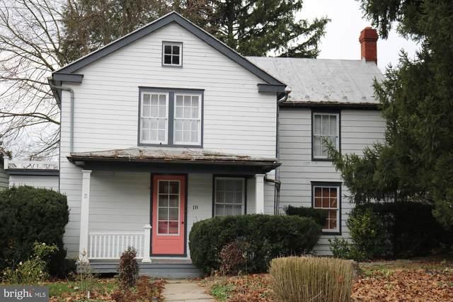 18 North Morris, SHIPPENSBURG, PA 17257 (#PAFL177134) :: The Craig Hartranft Team, Berkshire Hathaway Homesale Realty