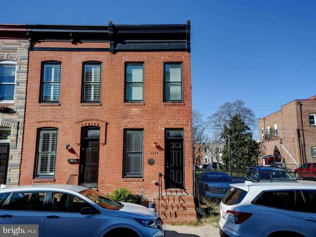 1414 Richardson Street, BALTIMORE, MD 21230 (#MDBA534348) :: The Piano Home Group