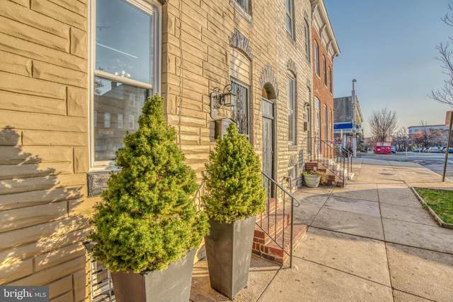 257 S Highland Avenue, BALTIMORE, MD 21224 (#MDBA534370) :: Certificate Homes