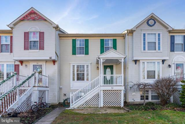 51 Wagon Wheel Drive, SICKLERVILLE, NJ 08081 (#NJCD409880) :: Holloway Real Estate Group