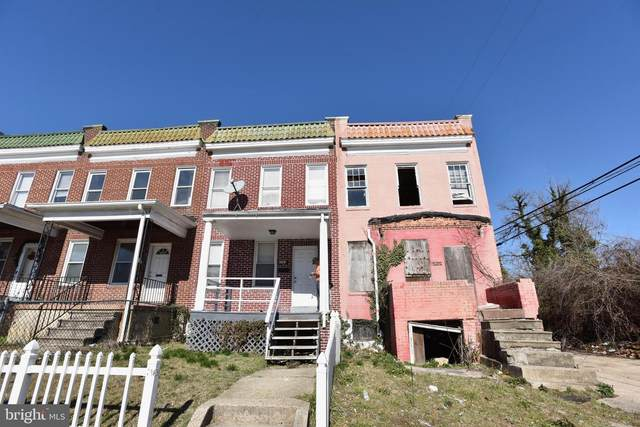 4703 Beaufort Avenue, BALTIMORE, MD 21215 (#MDBA534418) :: Bruce & Tanya and Associates