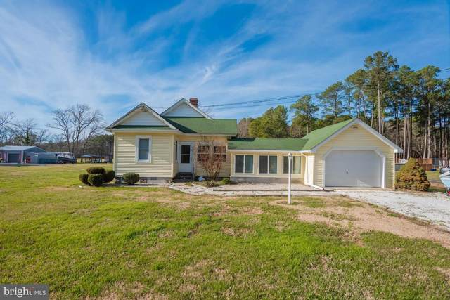 26786 Old State Road, CRISFIELD, MD 21817 (#MDSO104216) :: The Redux Group