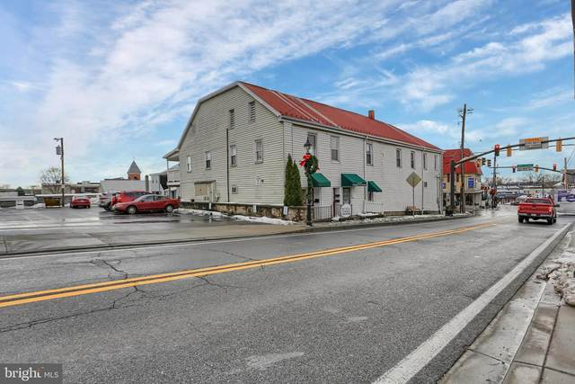 2 N Church Street, THURMONT, MD 21788 (#MDFR275402) :: AJ Team Realty