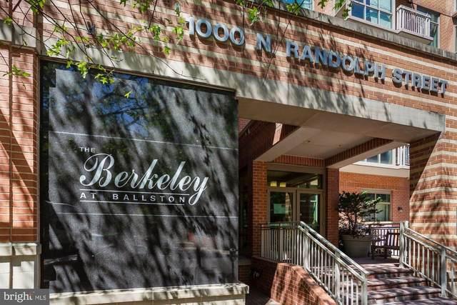 1000 N Randolph Street #103, ARLINGTON, VA 22201 (#VAAR173886) :: Nesbitt Realty