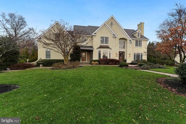 109 Fellswood Drive, MOORESTOWN, NJ 08057 (#NJBL388438) :: Jason Freeby Group at Keller Williams Real Estate