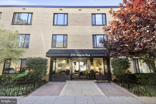 5112 Macarthur Boulevard NW #4, WASHINGTON, DC 20016 (#DCDC500870) :: The Licata Group/Keller Williams Realty
