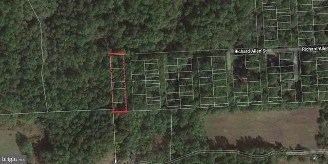 23001 Blanche K Bruce Avenue, AQUASCO, MD 20608 (#MDPG591546) :: The Riffle Group of Keller Williams Select Realtors
