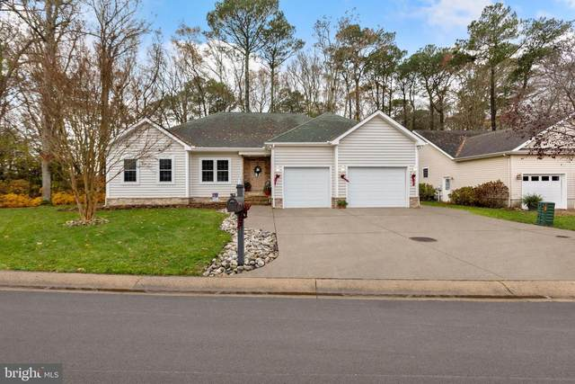 12614 Whispering Woods Drive, OCEAN CITY, MD 21842 (#MDWO119048) :: Bright Home Group