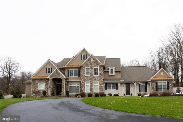 1245 Sand Hill Road, HUMMELSTOWN, PA 17036 (#PADA128700) :: The Joy Daniels Real Estate Group