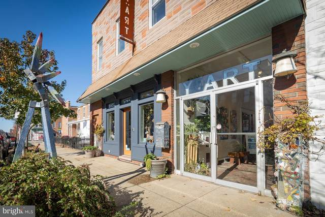 3402 Gough Street, BALTIMORE, MD 21224 (#MDBA534498) :: The Redux Group