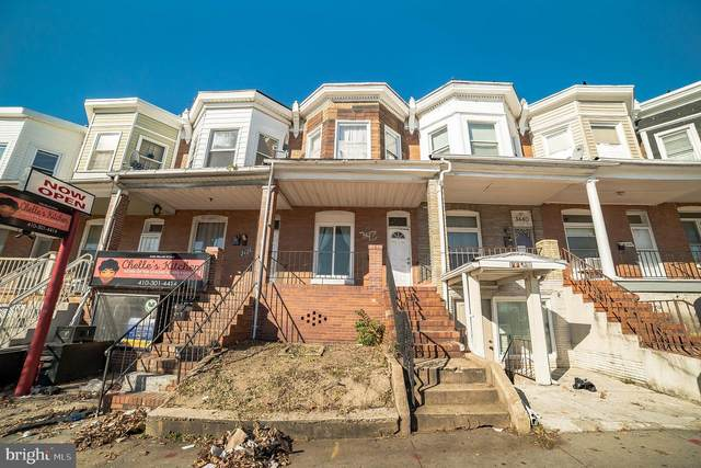 3438 Belair Road, BALTIMORE, MD 21213 (#MDBA534512) :: Fairfax Realty of Tysons