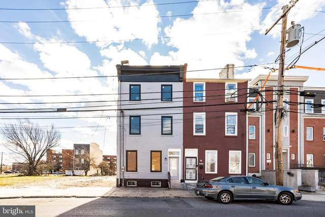 1018 Fairmount Avenue, PHILADELPHIA, PA 19123 (#PAPH971806) :: Bob Lucido Team of Keller Williams Integrity