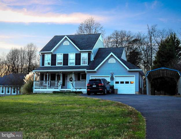 24 Barley Corn Drive, STAFFORD, VA 22556 (#VAST227960) :: The Redux Group