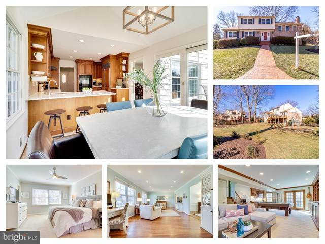 7901 Ariel Way, MCLEAN, VA 22102 (#VAFX1172518) :: Tom & Cindy and Associates