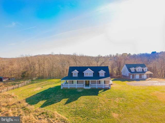 5655 Buffalo Road, MOUNT AIRY, MD 21771 (#MDCR201616) :: LoCoMusings