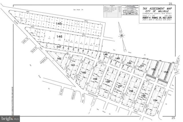 220 Highland Dr W, MILLVILLE, NJ 08332 (#NJCB130494) :: Bob Lucido Team of Keller Williams Integrity