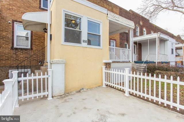 650 Littlecroft Road, UPPER DARBY, PA 19082 (#PADE536796) :: REMAX Horizons